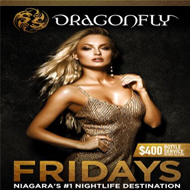 Dragonfly Nightclub ~ Fridays