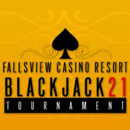 Ramada Niagara Falls By The River - Fallsview Hotel - Upcoming Events - Fallsview Blackjack 21 Tournament