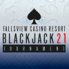 Ramada by Wyndham Niagara Falls Near the Falls - Fallsview Hotel - Upcoming Events - Fallsview Blackjack 21 Tournament