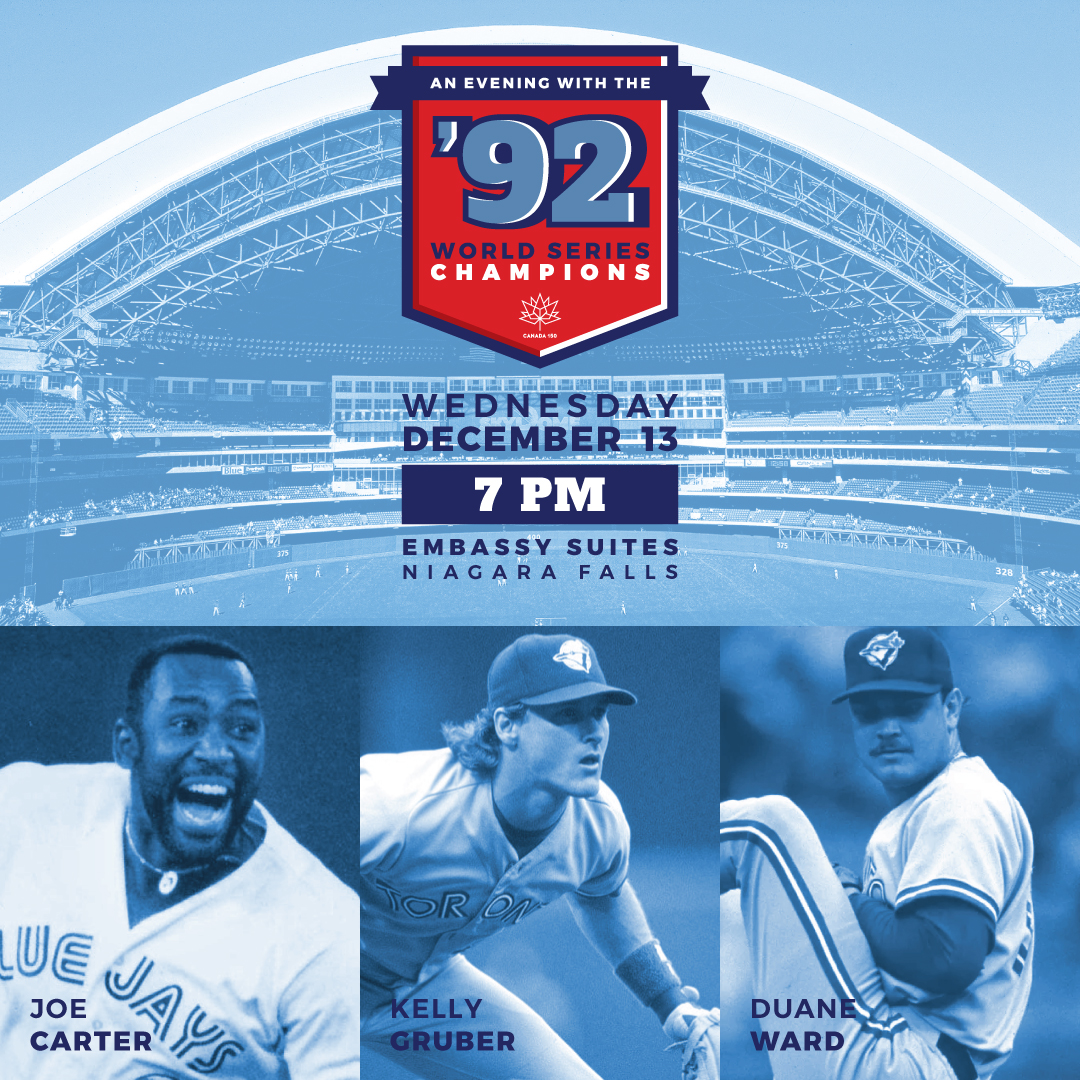 An Evening with 92\' World Series Championship Team