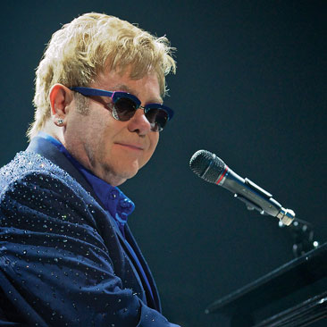 Elton John & His Band: Wonderful Crazy Night