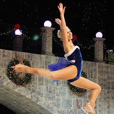 Fallsview Casino's Christmas On Ice