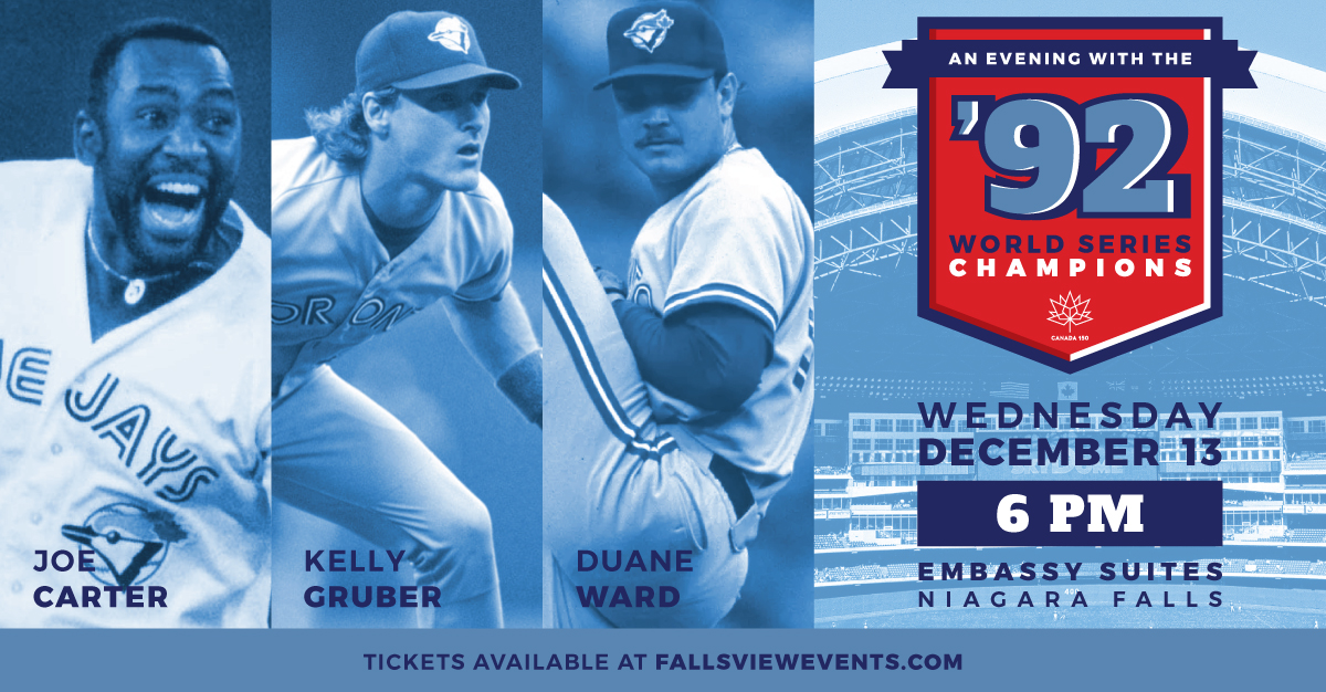 An Evening with '92 World Series Championship Team