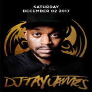Dragonfly Nightclub ~ Saturdays ~ DJ Tay James