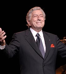 Wyndham Garden Niagara Falls Fallsview - Fallsview Hotel - Upcoming Events - Tony Bennett