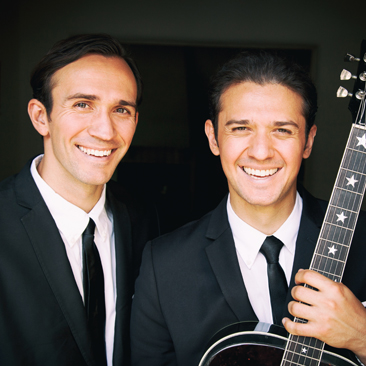 Super 8 Niagara Falls - Fallsview Hotel - Upcoming Events - The Everly Brothers Experience: Featuring the Zmed Brothers