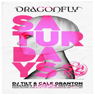 Dragonfly Nightclub ~ Saturdays