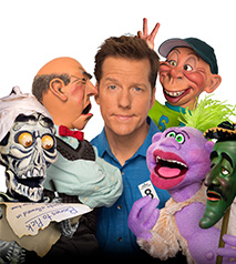 Wyndham Garden Niagara Falls Fallsview - Fallsview Hotel - Upcoming Events - Jeff Dunham PASSIVELY AGGRESSIVE TOUR