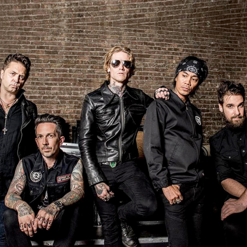 97.7 HTZ-FM presents Buckcherry