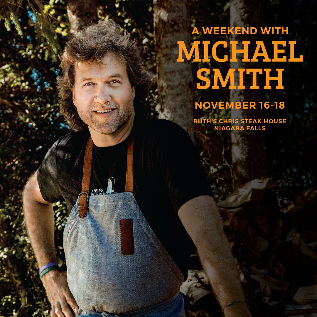 Evening with Michael Smith