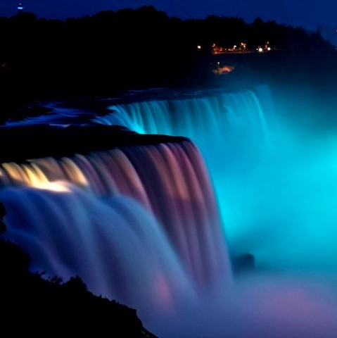 Niagara Falls Illumination Hotel Packages - fallsinfo