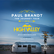 Paul Brandt & High Valley: The Journey Tour