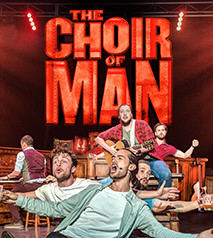 Wyndham Garden Niagara Falls Fallsview - Fallsview Hotel - Upcoming Events - The Choir of Man