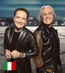 Ramada by Wyndham Niagara Falls Fallsview - Fallsview Hotel - Upcoming Events - Roby Facchinetti & Riccardo Fogli