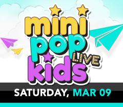 Wyndham Garden Niagara Falls Fallsview - Fallsview Hotel - Upcoming Events - MINI POP KIDS TAKE FLIGHT TOUR