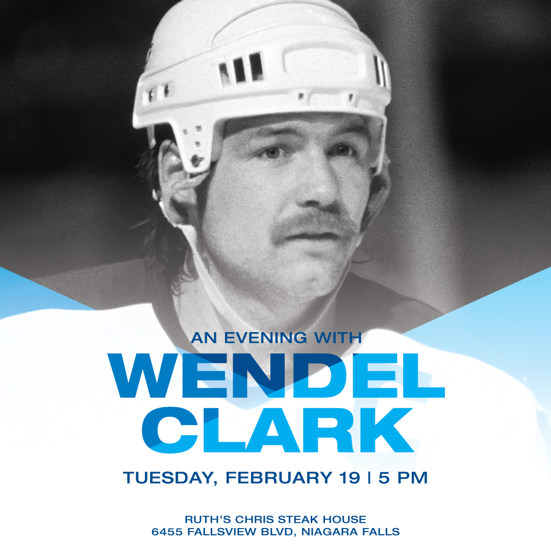 Evening with Wendel Clark Hotel Packages -