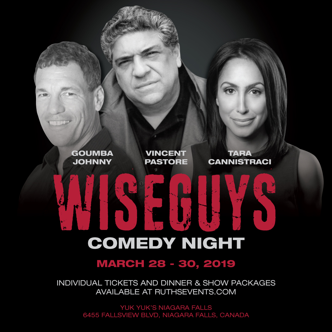 Wise Guys Comedy Night