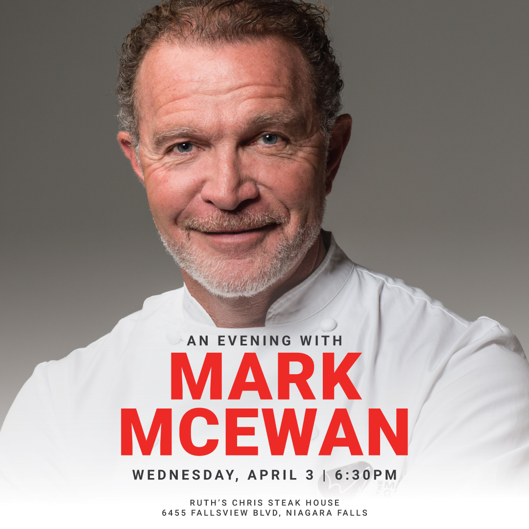 Evening with Mark McEwan Hotel Packages -