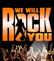 Ramada by Wyndham Niagara Falls Near the Falls - Fallsview Hotel - Upcoming Events - We Will Rock You - Music and Lyrics by Queen. Story and Script by Ben Elton