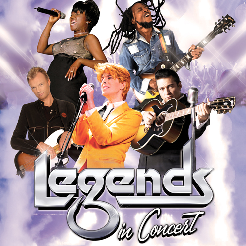 Legends in Concert Hotel Packages -