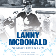 An Evening with Lanny McDonald
