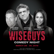Wise Guys Comedy Nights