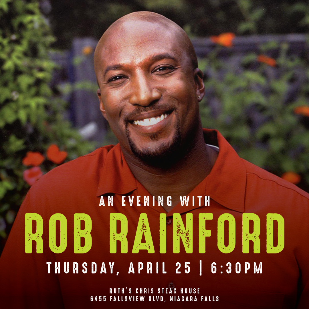 Evening with Rob Rainford