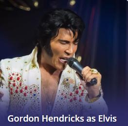 Ramada by Wyndham Niagara Falls Near the Falls - Fallsview Hotel - Upcoming Events - Ultimate Elvis Winner Gordon Hendricks