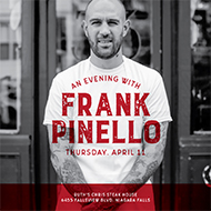 An Evening with Frank Pinello