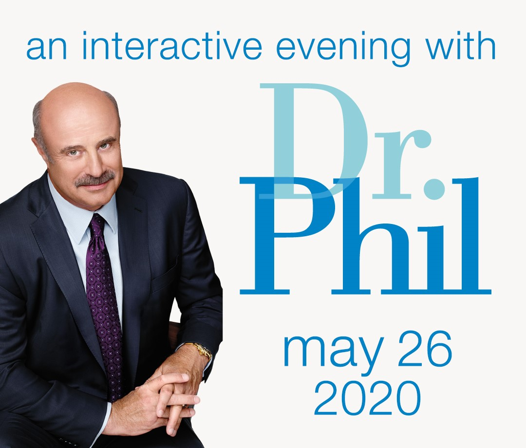 Wyndham Garden Niagara Falls Fallsview - Fallsview Hotel - Upcoming Events - An Interactive Evening with Dr. Phil