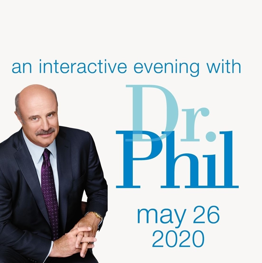 Upcoming Events - An Interactive Evening with Dr. Phil - Niagara Falls March Break