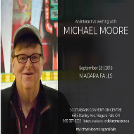 An Interactive Evening with Michael  Moore