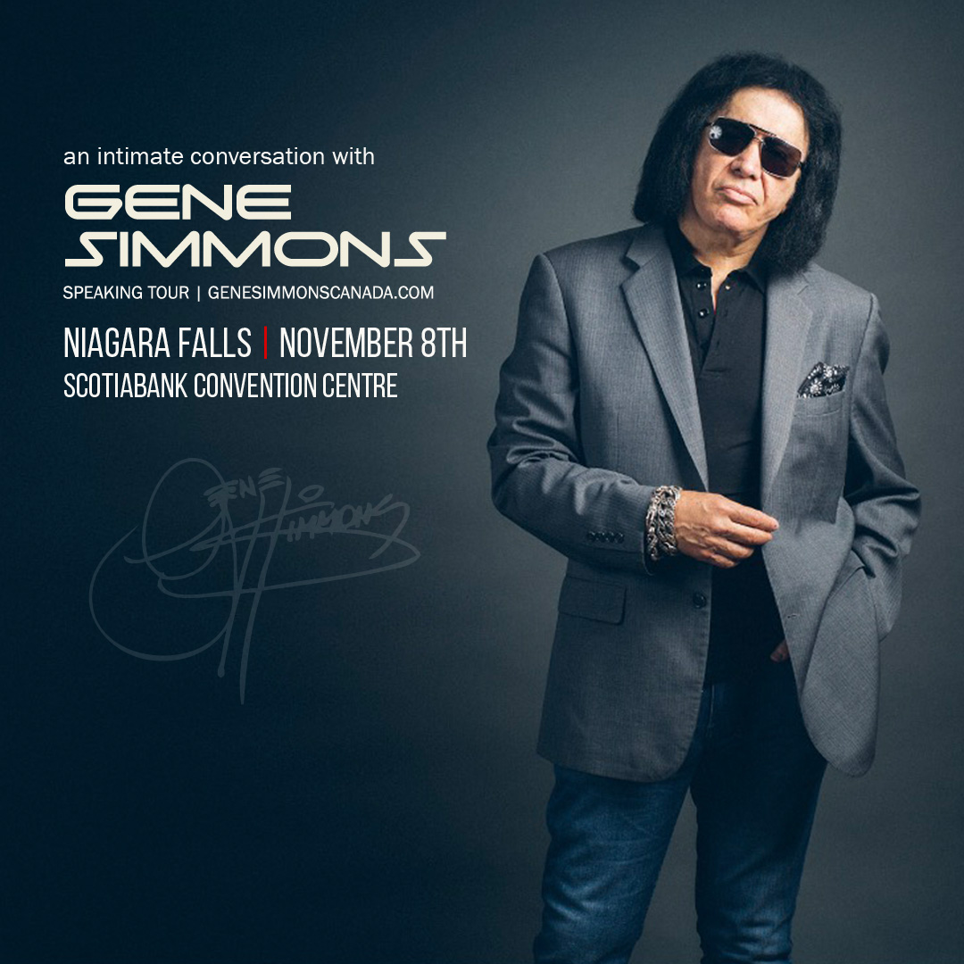 An Intimate Conversation with Gene Simmons Hotel Packages -