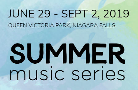 Days Inn Niagara Falls Lundy's Lane - Fallsview Hotel - Upcoming Events - SUMMER MUSIC SERIES AT NIAGARA PARKS