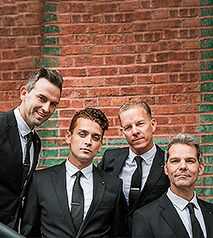 Ramada By Wyndham Niagara Falls By The River - Fallsview Hotel - Upcoming Events - The Midtown Men STARS FROM THE ORIGINAL BROADWAY CAST OF JERSEY BOYS