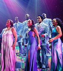Wyndham Garden Niagara Falls Fallsview - Fallsview Hotel - Upcoming Events - Solid Gold Motown