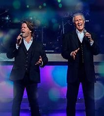 Wyndham Garden Niagara Falls Fallsview - Fallsview Hotel - Upcoming Events - The Righteous Brothers BILL MEDLEY & BUCKY HEARD