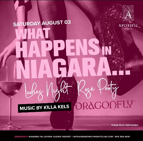 Dragonfly Saturdays ~ What Happens In Niagara