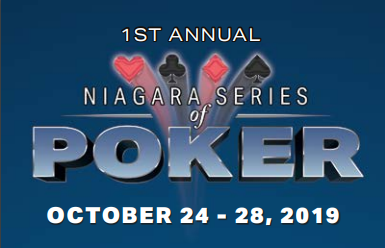 Wyndham Garden Niagara Falls Fallsview - Fallsview Hotel - Upcoming Events - 1st Annual Niagara Series of Poker