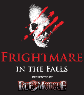 FRIGHTMARE IN THE FALLS Presented by: RUE MORGUE Hotel Packages - Ramada By Wyndham Niagara Falls By The River