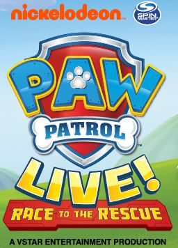 PAW Patrol Live! Race to the Rescue Hotel Packages -