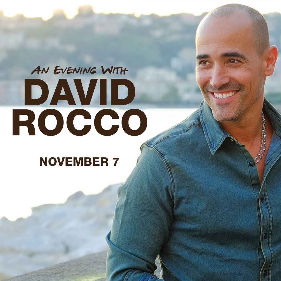 AN EVENING WITH DAVID ROCCO