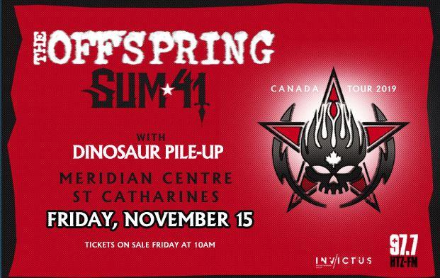 The Offspring & Sum 41