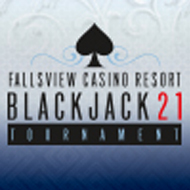 Fallsview Blackjack 21 Tournament
