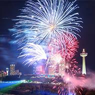 Ontario Power GenerationWinter Festival of Lights Fireworks