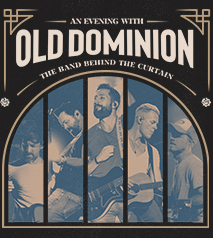 AN EVENING WITH  Old Dominion THE BAND BEHIND THE CURTAIN Hotel Packages - Wyndham Garden Niagara Falls Fallsview