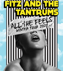 FITZ AND THE TANTRUMS PRESENT