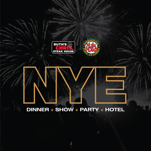 New Year's Eve Dinner & Show Hotel Packages -