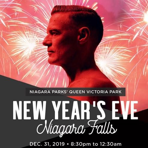 New Year's Eve with Bryan Adams Hotel Packages - Wyndham Garden Niagara Falls Fallsview