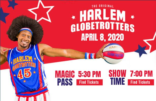 World Famous Harlem Globetrotters Hotel Packages -